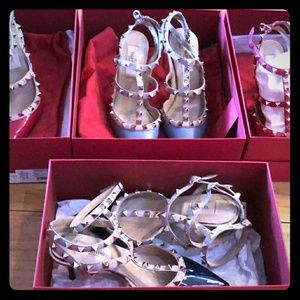 Valentino Stud Shoes for Sale